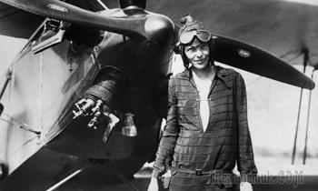 Амелия Эрхарт: жизнь и загадочное исчезновение первой женщины-пилота, пересекшей Атлантический океан