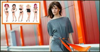Геометрия тела: подбираем свой гардероб по типу фигуры!)