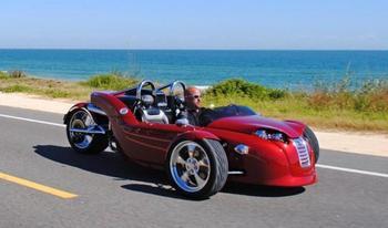 Чудеса техники — 5 необычных гибридов автомобиля и мотоцикла со всего мира