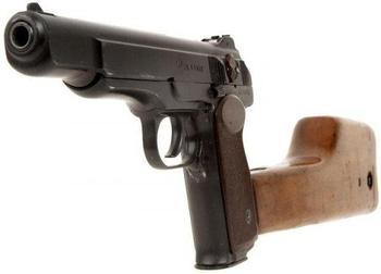 Травматический пистолет МР 355: характеристики, производитель