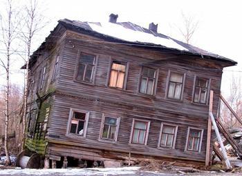В России планируется запустить ипотеку на деревянные дома