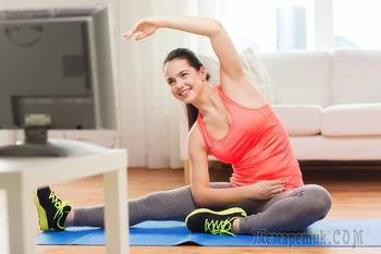 Йога: 9 эффективных асан для похудения