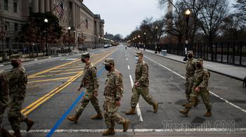 Вашингтон в осаде: как США готовятся к инаугурации Байдена