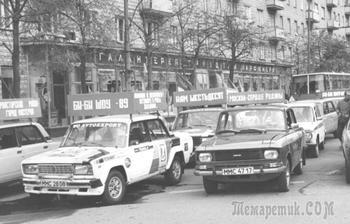 """Чёрные, белые, """"выездные"""" и даже с латиницей: советские автономера от 50-х до 80-х"""