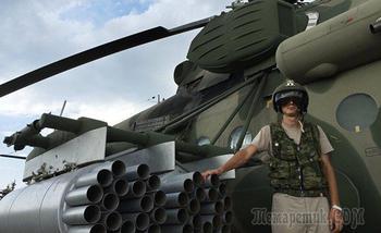 Ad-Diyar (Ливан): какое новое оружие Россия испытала на севере Сирии?