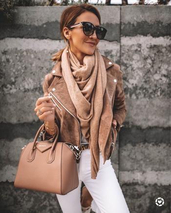 Платок зимой 2019: модели, которые удачно впишутся в любой гардероб