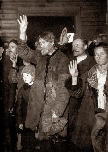 Советская история в фотографиях Аркадия Шайхета