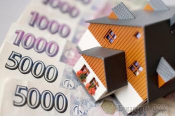 Москвичи набрали рекордное количество ипотеки