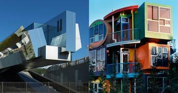 Японские извращения в архитектуре