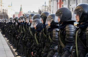 Россия выделит около девяти триллионов рублей на национальную безопасность