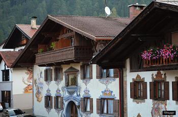 Гармиш-Партенкирхен: баварская сказка, окружённая Альпами