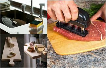 Гениальные устройства для кухни, которые хочется заполучить немедленно