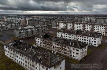 6 российских городов, население которых неумолимо сокращается, и скоро они опустеют