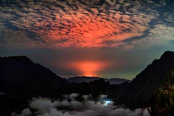 Врата ада: вулкан на острове Реюньон