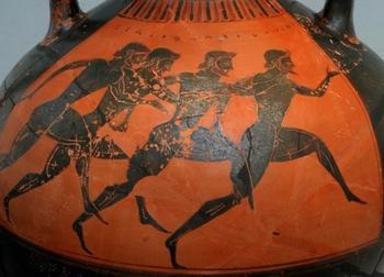 Великие спортсмены древности