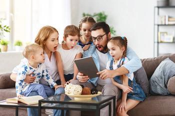 Почему быть многодетной семьей здорово