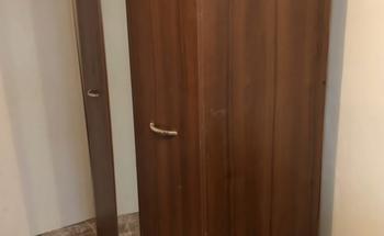 Переделка старого шкафа в скандинавском стиле