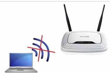 Почему ноутбук может не видеть сети вай фай