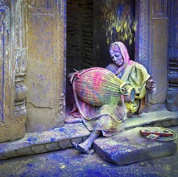 В оъективе - Индия! Документальная фотография Татьяны Чаттерджи.