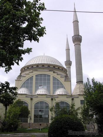 В Стране орлов – Албания. Город Шкодра