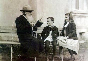 Знаменитые люди в редких архивных снимках из прошлого
