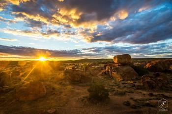 Захватывающие фотографии путешественника, проехавшего более 40 000 км по Австралии