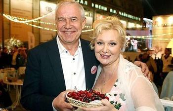 Формула семейного счастья Сергея Гармаша и Инны Тимофеевой
