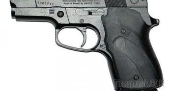 Пневматический пистолет Аникс А-111 — мощная модель от российского производителя