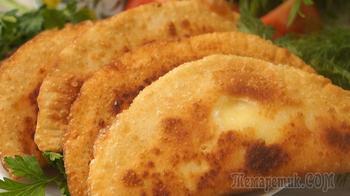 """Хрустящие Пирожки """"Ругувачки"""". Тесто просто потрясающее!"""