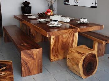 Секреты ухода за мебелью из массива дерева
