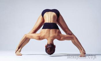 11 поз йоги для начинающих, которые каждый считает, что знает