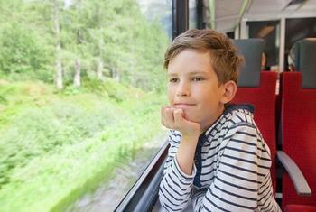 Могут ли дети в одиночку передвигаться на дальние расстояния?