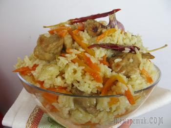 Не готовьте плов по узбекски / Плов со свининой без понтов и лишних заморочек