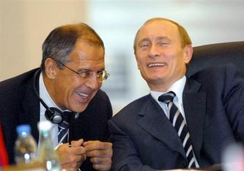 Лавров уходит с поста главы МИД
