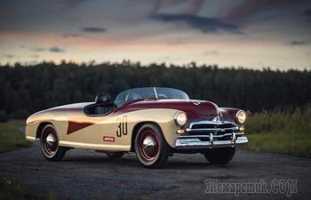 Отечественные и быстрые: 5 спорткаров советского производства