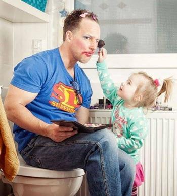 10 вещей, понятных только папам девочек