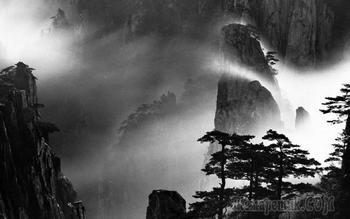Пейзажный фотограф более 30 лет снимал свои любимые горы Хуаншань