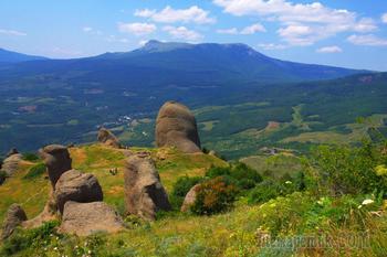 Как хорошо, что есть на свете горы … Часть №1 - Крым и Кавказ.