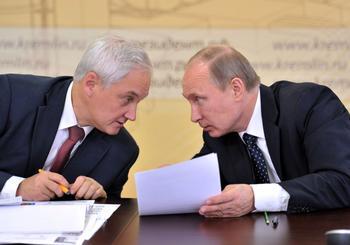 «Арифметическая ошибка». Путину доложили о росте доходов россиян и пообещали в три раза снизить инфляцию