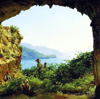 Сильвестр Щедрин (1791 - 1830), русский художник с итальянской душой