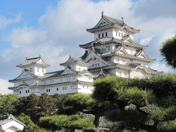Япония архитектура внутри и снаружи