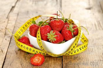 Какие ягоды способствуют похудению?