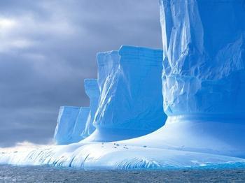 Антарктида: ледяное царство