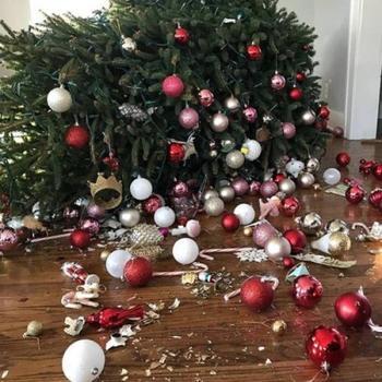 Под Новый год тоже случаются неприятности