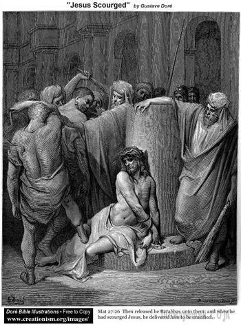 ЕВАНГЕЛИЕ. БИБЛИЯ В СТИХАХ. Глава тридцать третья