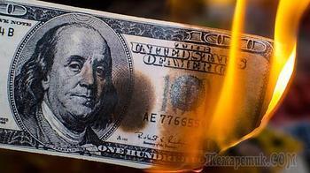 Доллар движется к краху по сценарию Древнего Рима