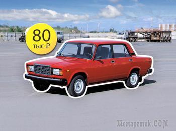 Это фиаско, братан: покупаем ВАЗ-2107 за 80 тысяч рублей