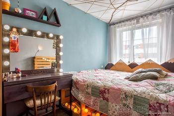 Семья сделала из квартиры в старой пятиэтажке мечту всех инстаграмщиц