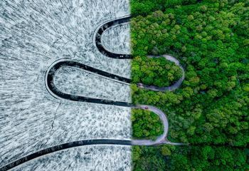 Чудеса с небес: 12 лучших фотографий с конкурса дрон-фотографии