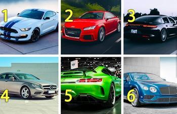 Тест: о чем может рассказать цвет выбранной вами машины